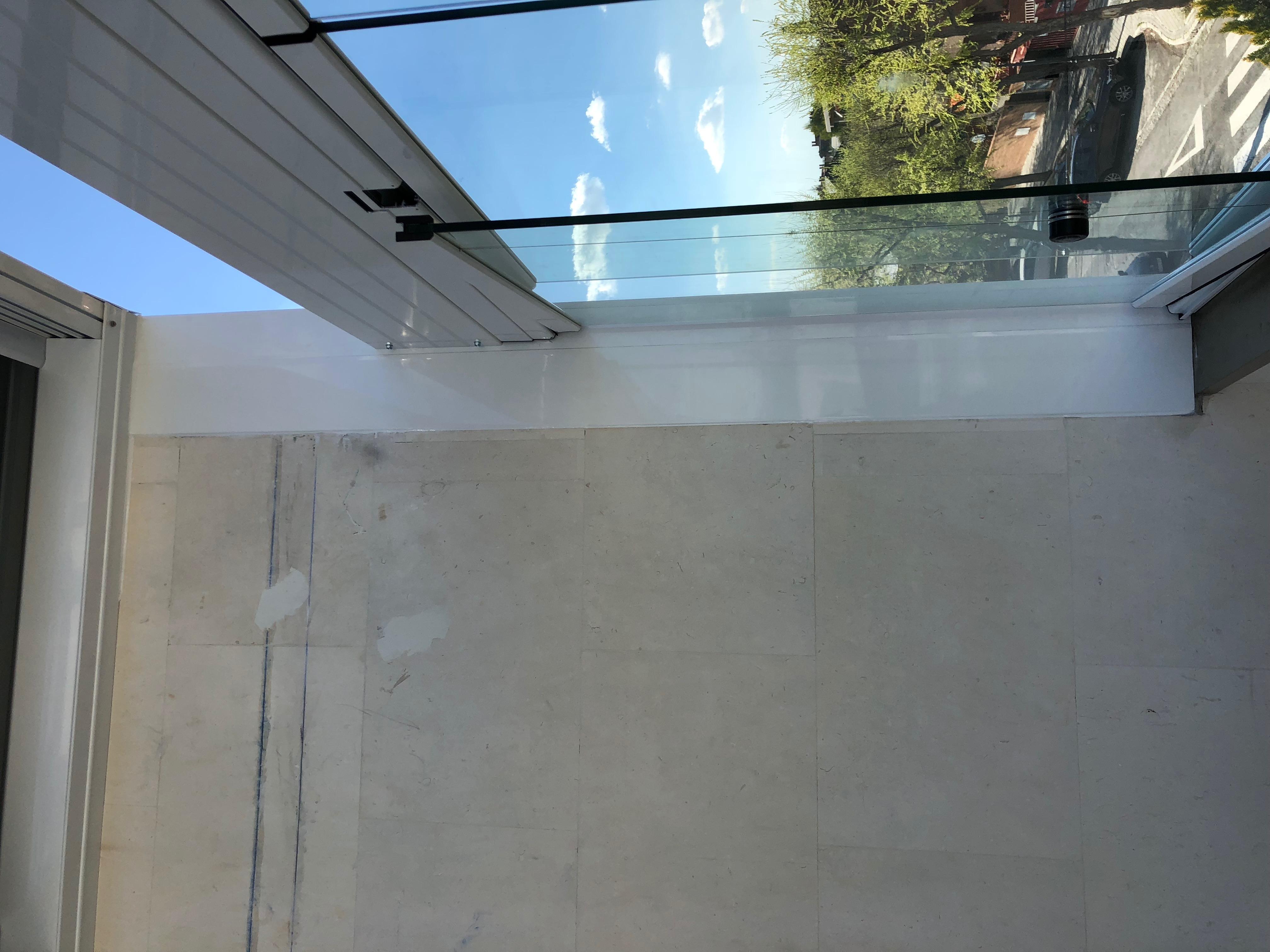 IMG 0454 - Acristalamiento techo móvil motorizado