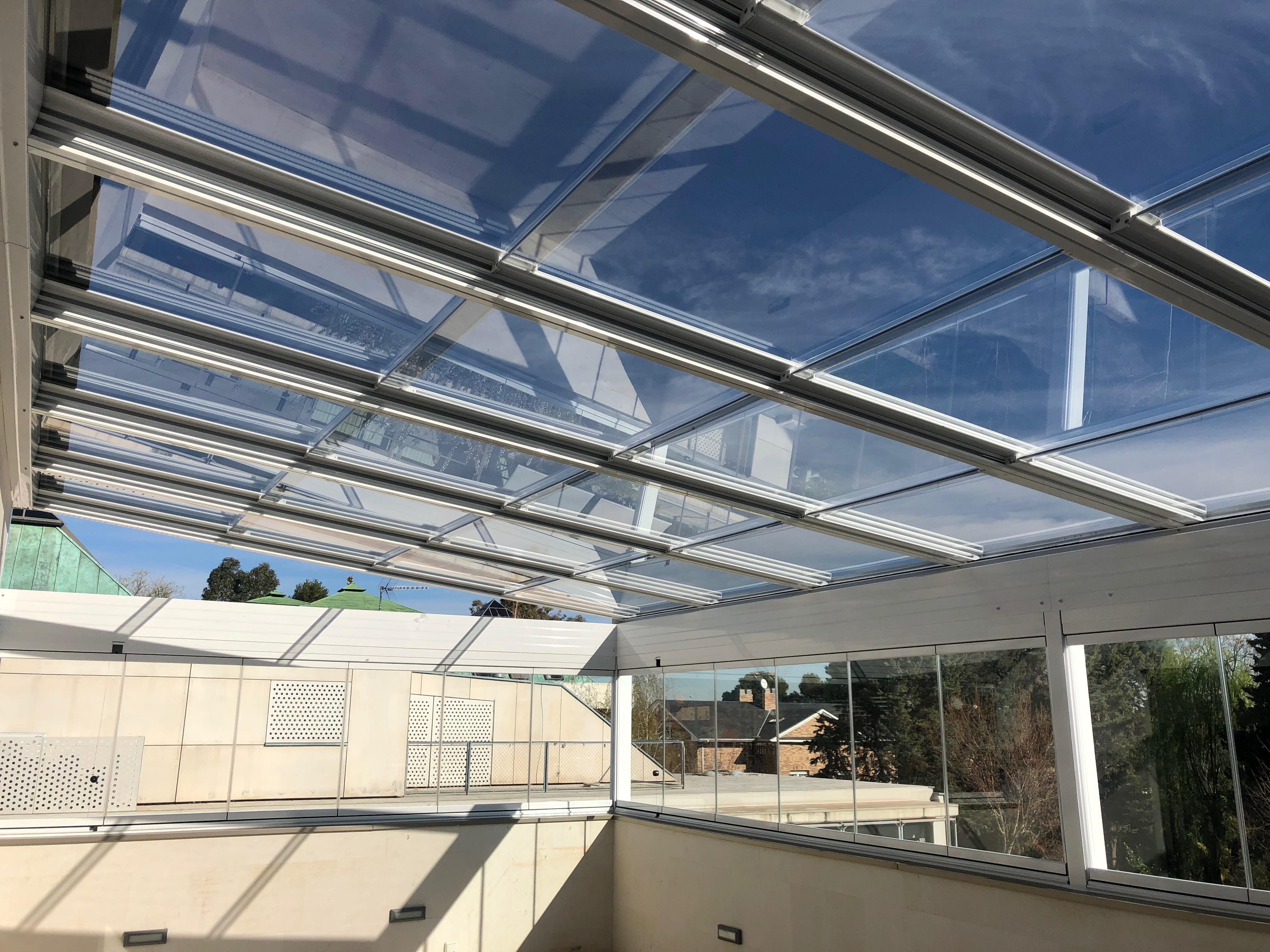 IMG 0486 - Acristalamiento techo móvil motorizado