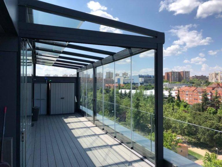 Ático urbanización Madrid